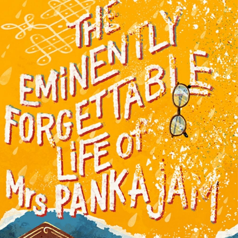 Book Cover - The imminently forgettable life of Mrs. Pankajam